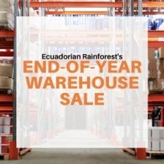 Steep Discounts During Our End-Of-Year Warehouse Sale